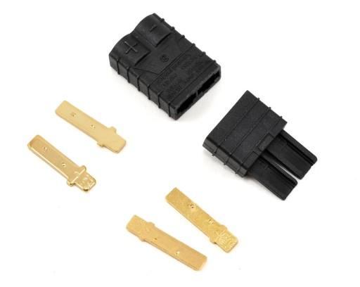 Adapter / Złącze typu TRAXXAS / TRX Wtyk + Gniazdo