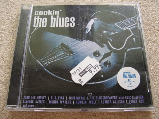 Various ‎- Cookin' The Blues (CD).5