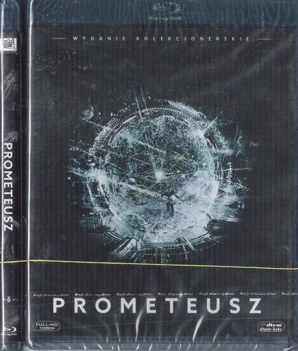 PROMETEUSZ PREQUEL OBCY / LEKTOR / BLU-RAY FOLIA
