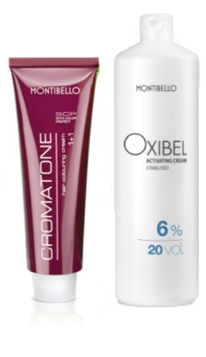 Farba Do Wlosow Montibello Cromatone Aktywator 7220960359 Allegro Pl