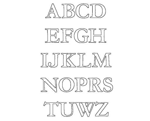 Ogromna litera dekoracyjna 3D ślubna dekoracja 20c