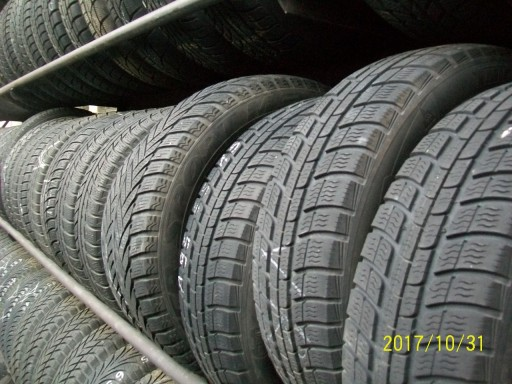 WINTER TIRES 205/60/16 USED MIX LT LT