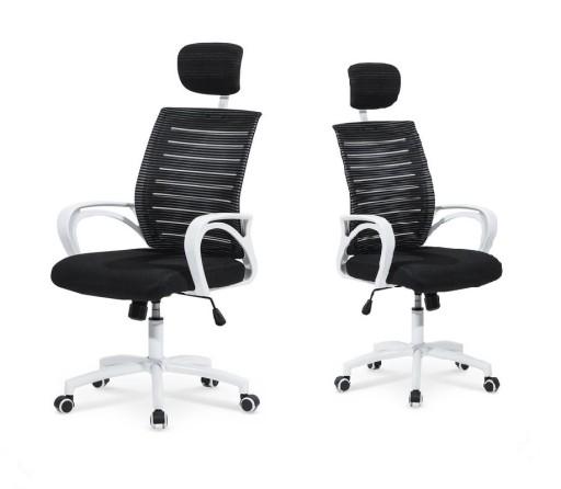 Młodzieżowe Krzesło Obrotowe Socket Zagłówek