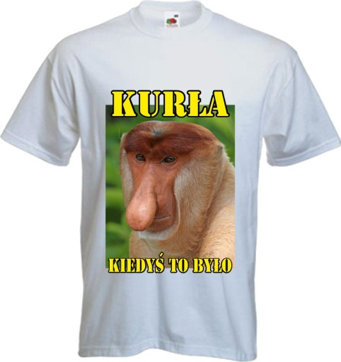 4a9ab9c723d8 Koszulka JANUSZ Nosacz t-shirt święta dla chłopaka 7311599772 ...