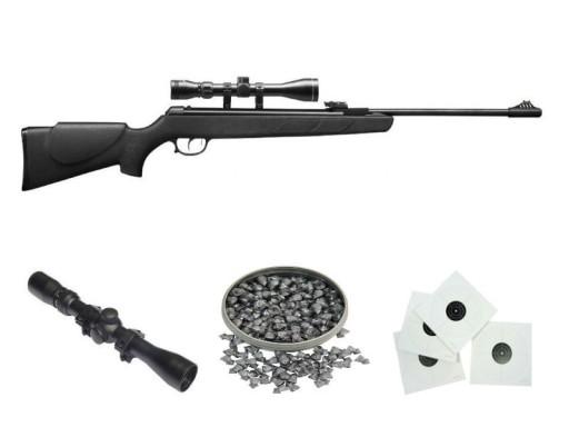 Wiatrówka Armgun 15 4,5mm+Luneta 3 9x40+ZESTAW