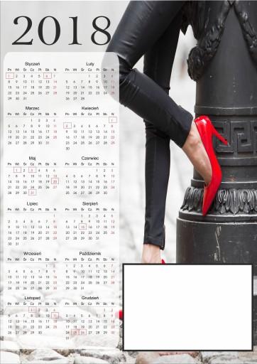 Foto Kalendarz Scienny Duzy A2 Z Zdjeciem 2018 18 58 Zl Allegro Pl Raty 0 Darmowa Dostawa Ze Smart Turek Stan Nowy Id Oferty 7298851559