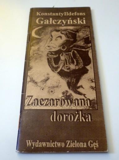 Konstanty Ildefons Gałczyński Zaczarowana Dorożka