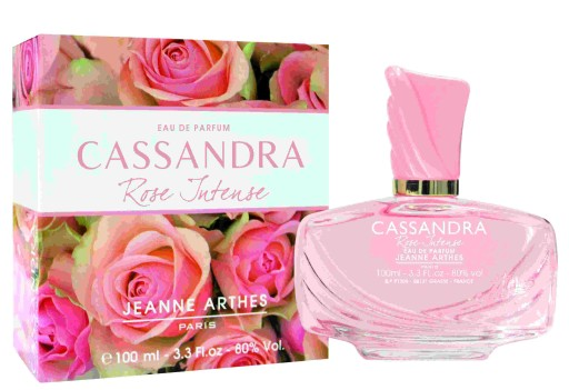 Jeanne Arthes Cassandra Rose Intense EDP 100ML