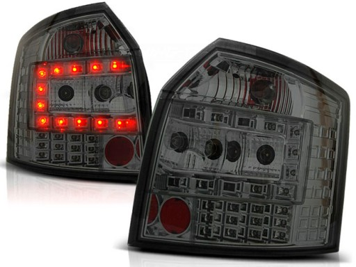 jak zamontowac lampy led audi a4 b6