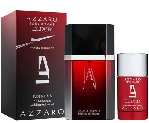 9fedc03c99 Zestaw AZZARO ELIXIR Pour Homme 100 ml + deo 75 ml 7589910033 ...