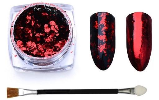 Prisma Efekt Lustra 2 Sposoby Stylizacji Czerwony 6951073847