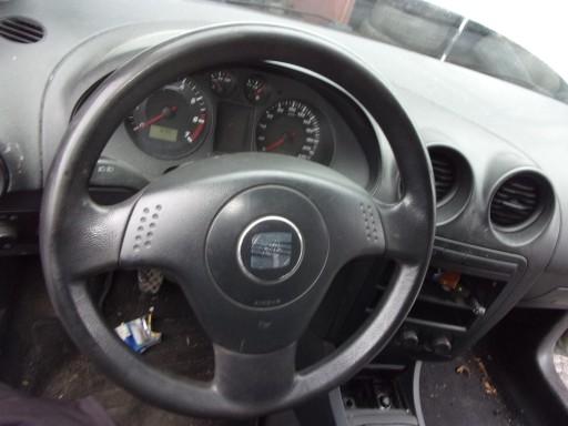 Kierownica Seat Ibiza Iii 1 4 16v 3d Eu Walbrzych Allegro Pl