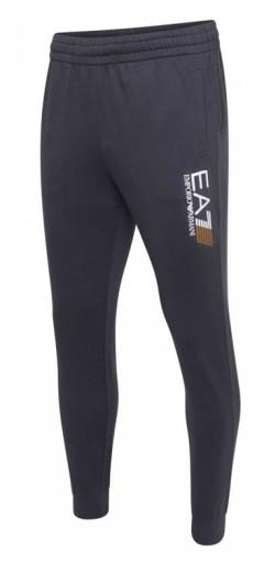 EA7 Emporio Armani spodnie dresowe roz XL