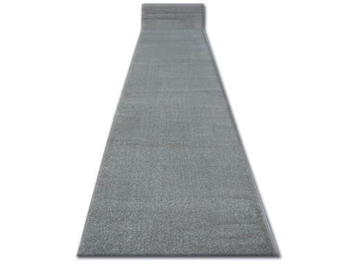 Dywany łuszczów Chodnik Sketch 200 Szary Q2556