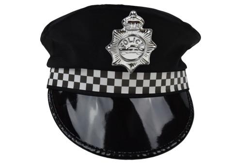 CZAPKA POLICJANTA Wieczór PANIEŃSKI KAWALERSKI 24h