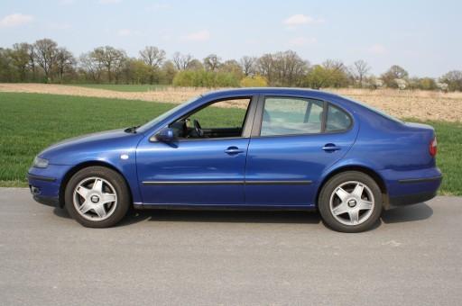 Seat Leon Toledo Drzwi Przod Tyl Ls5n Motycz Allegro Pl