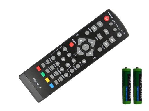 Pilot Blow 4501HD do tunera dekodera DVB-T