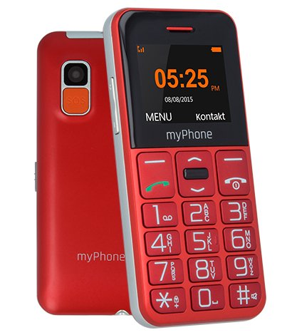 Telefon Dla Seniora Myphone Halo Easy Radio Sos 7361316464 Sklep Internetowy Agd Rtv Telefony Laptopy Allegro Pl