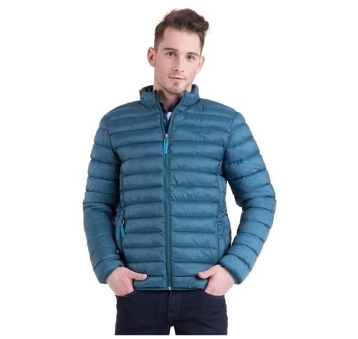 Kurtka BIG STAR NAPISTO męska zimowa pikowana | XL
