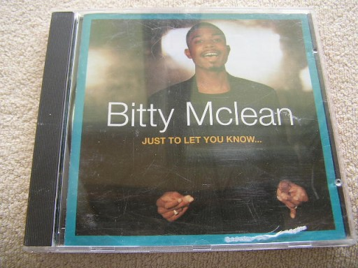 Bitty Mclean - Just To Let You Know (CD).53