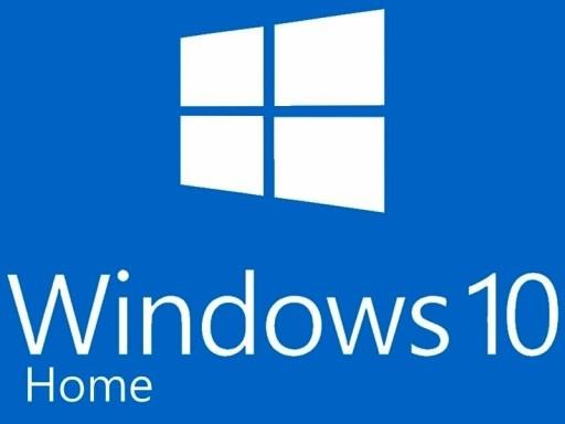 MICROSOFT WINDOWS 10 HOME 32 bit 64 bit KLUCZ PL