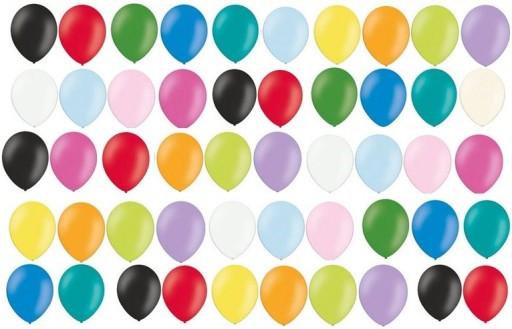 Balony X50 Dekoracja Na Wesele Urodziny Sylwester 6092185071