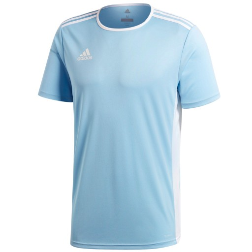 Adidas koszulka piłkarska Entrada na siłownię S 7122251275 Odzież Męska T-shirty DW VOLPDW-1