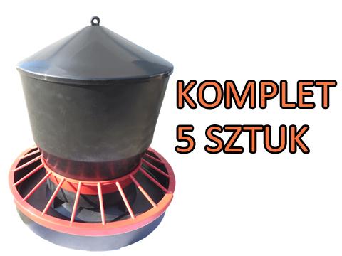 Karmnik Karmniki Dla Drobiu Kur Kaczek 22 Kg 5 Szt Cena 242 50 Zl Allegro Pl Poznan Id Oferty 6742911423