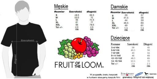 Koszulki DUO zestaw SUPER PREZENT rozm.S 10126641155 Odzież Męska T-shirty RF QCOCRF-3