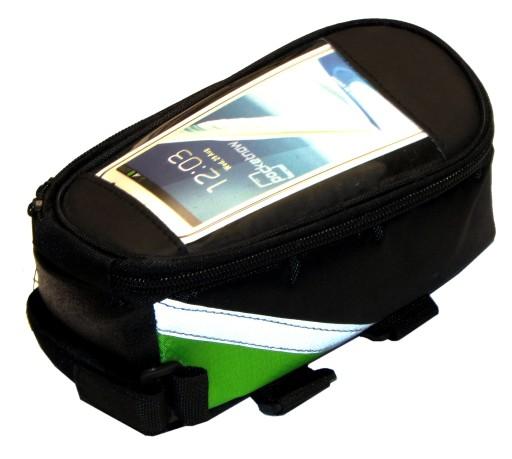 TORBA ROWEROWA SAKWA ETUI TELEFON SMARTFON GPS 939
