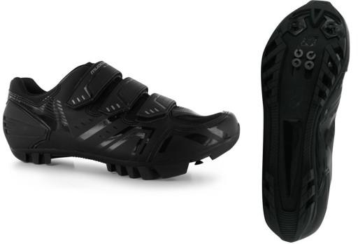 ROW0086 MUDDYFOX MTB 100 buty na rower SPD r.41*+