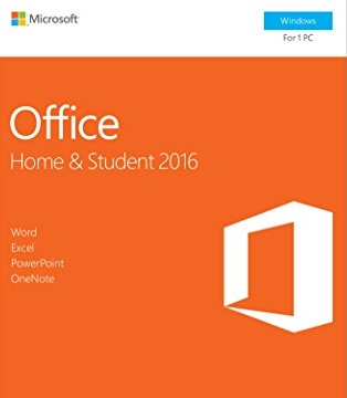 Microsoft Office Home and Student 2016 PL