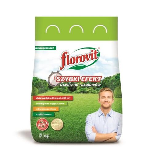 Florovit Nawoz Do Traw Szybki Efekt 5kg 7156213051 Allegro Pl