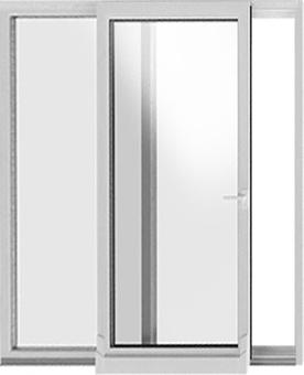 Okno Balkonowe Drzwi Przesuwne Tarasowe Drutex