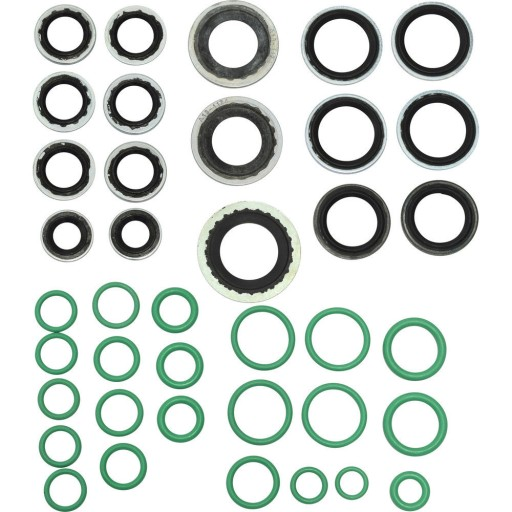 oringi GASKET CONDITIONER Hummer H2 H3 03-10