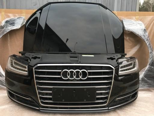 Audi A8 D4 Lift 3 0 Tfsi Przod Kompletny Ly9t Acc Gniezno Allegro Pl