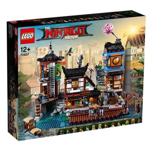 Lego 70657 Ninjago Movie Doki W Miescie Ninjago 7367996618 Allegro Pl