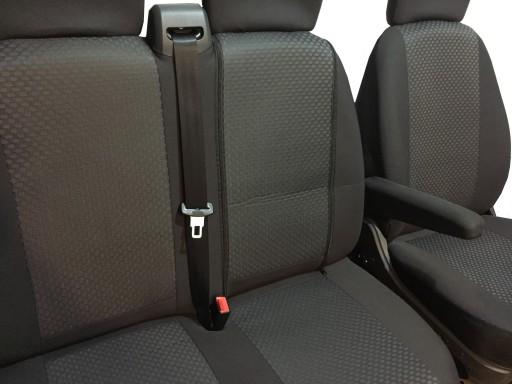 *POKROWCE VW T4 T5 T6 wersja 9 osób 2+1+2+1+3