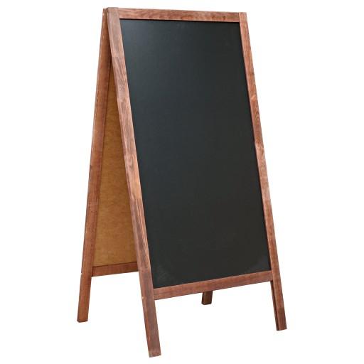 POTYKACZ REKLAMOWY STOJAK 60x120cm TABLICA KREDOWA
