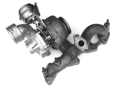 Turbosprężarka Turbina Vw Passat B6 2 0 Tdi 170km Kozienice Allegro Pl