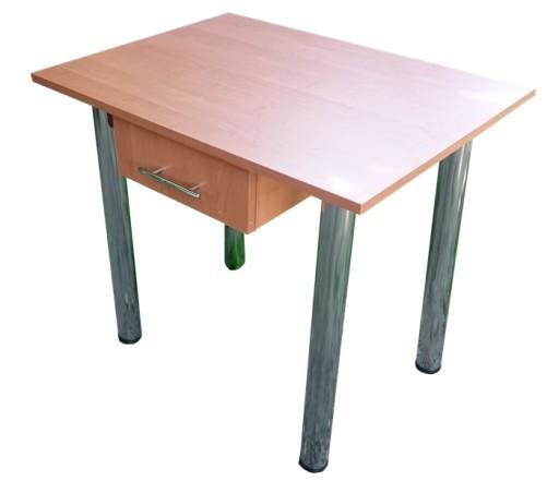 Stół kuchenny z szufladą 70x50 8 kolorów szuflada