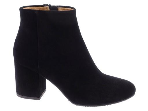 889835af RYŁKO buty botki KLASA 7IY44B1 czarne welur 39 7546011417 - Allegro.pl -  Więcej niż aukcje.