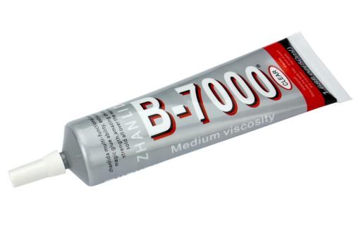 KLEJ MONTAŻOWY B7000 WYŚWIETLACZ RAMKA DOTYK 50ml
