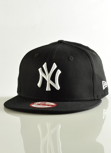 Czapka S M New Era Ny Snapback Bw New York Czarna 7308312211 Allegro Pl