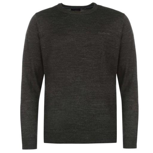 Sweter Męski Pierre Cardin XXXXL 4XL okrągły od rę