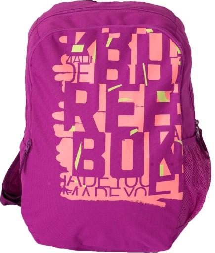 0d5d4f826d7e0 REEBOK plecak szkolny sportowy wygodny trwały 7441417775 - Allegro.pl