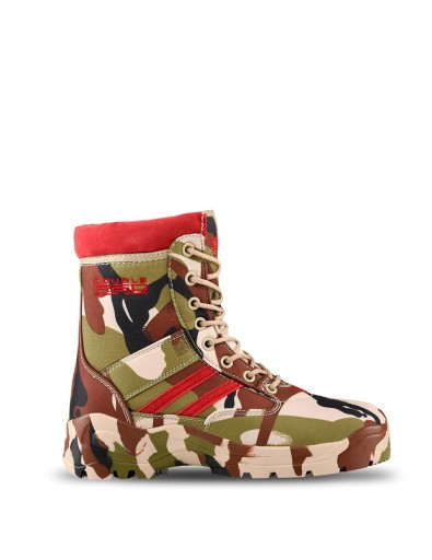 Buty DOUBLE RED Soldier rozm.45