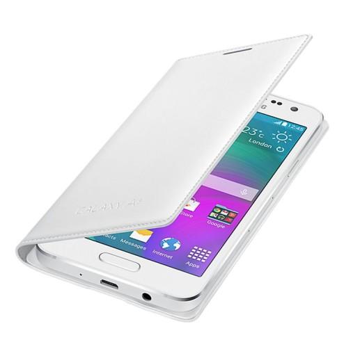 Etui Flip Cover Do Samsung Galaxy A3 A300 Bialy 6772252416 Sklep Internetowy Agd Rtv Telefony Laptopy Allegro Pl