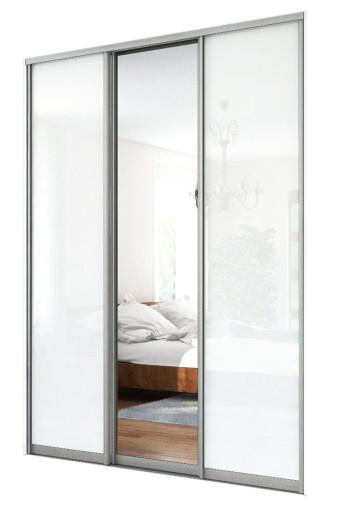 Drzwi Przesuwne Szafa Wnękowa Wymiar 265x161 180cm