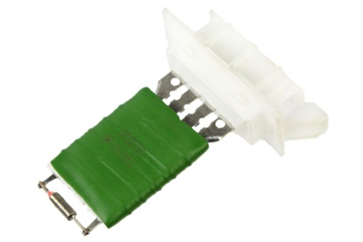 OPEL CORSA C VECTRA C ASTRA H 3 RESISTOR BLOWING UP